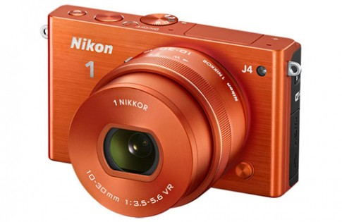 Nikon 1 J4 ra mắt với cảm biến lấy nét lai và kết nối Wi-Fi