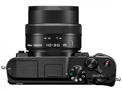 Nikon 1 V3 chụp liên tiếp nhanh nhất thế giới ra mắt