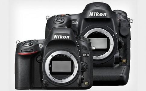 Nikon cảnh báo máy ảnh D610 và D4s có hàng rởm