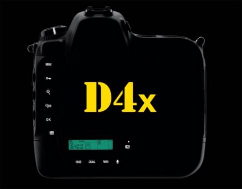 Nikon có thể ra D4x cảm biến 36 'chấm' năm nay