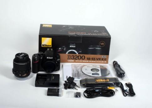 Nikon D3200 xách tay giá 16 triệu đồng