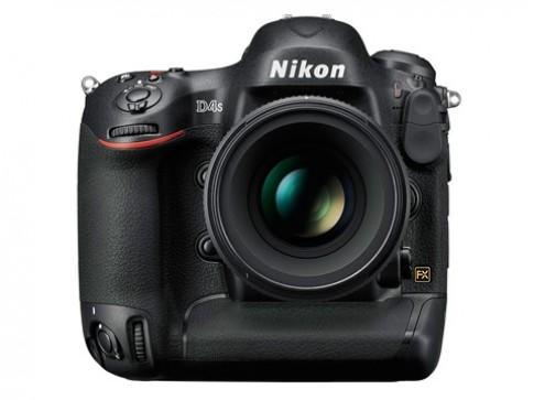 Nikon D4S trình làng với ISO hỗ trợ tối đa 409.600