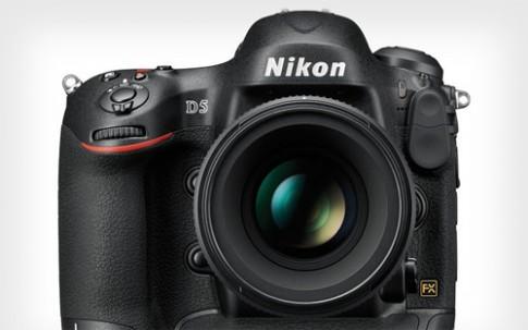 Nikon D5 có thể quay 4K, ISO tiêu chuẩn tới 102.400