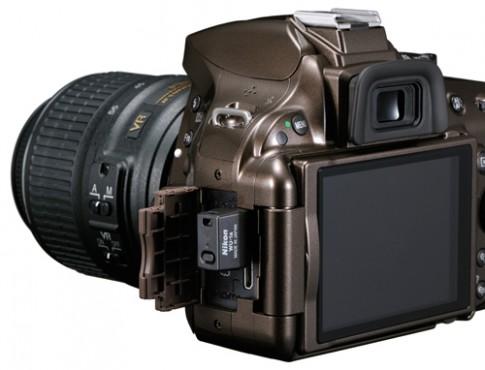 Nikon D5200 cảm biến 24 'chấm', 39 điểm lấy nét ra mắt