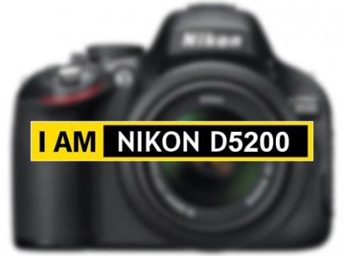 Nikon D5200 cảm biến 24 'chấm' ra mắt tuần sau