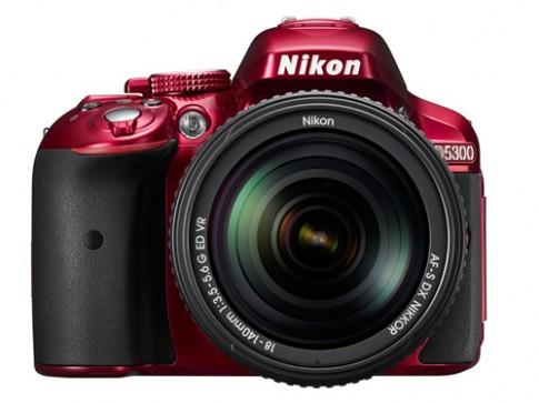 Nikon D5300 ra mat voi ket noi Wi-Fi va GPS