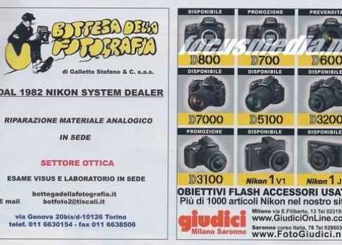 Nikon D600 bất ngờ xuất hiện trong mẫu quảng cáo