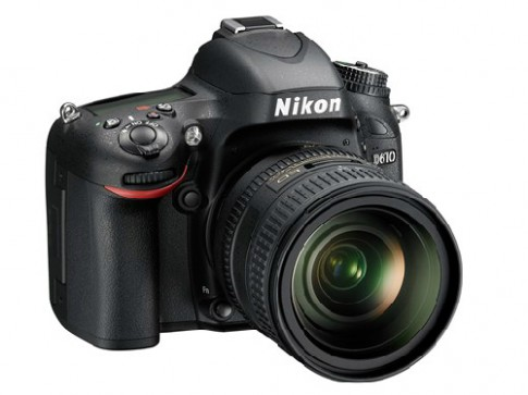 Nikon D610 trình làng với màn trập không gây tiếng động