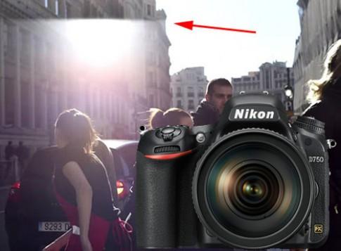 Nikon D750 gặp vấn đề khi chụp ngược sáng