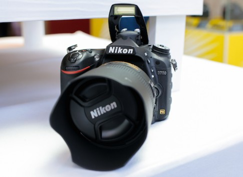 Nikon D750 về Việt Nam giá 55 triệu đồng
