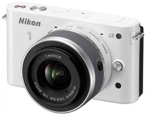 Nikon J2 và ống kit mới lộ ảnh