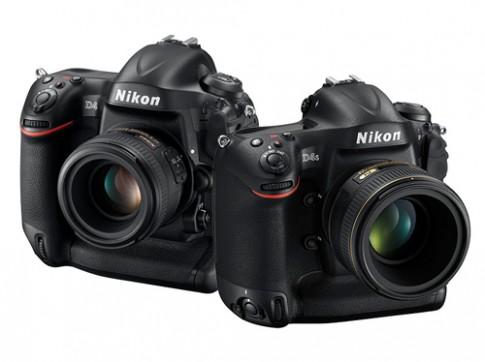 Nikon khoe hệ thống gương lật chống rung của D4S