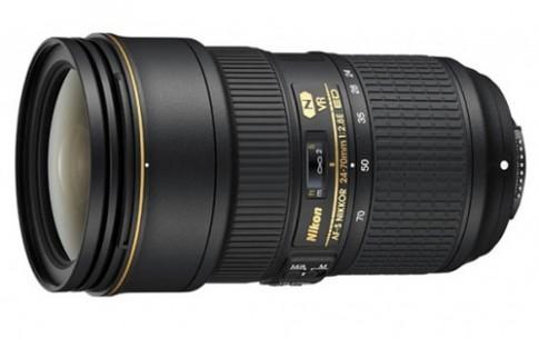 Nikon ra ba ống kính mới cho máy full-frame
