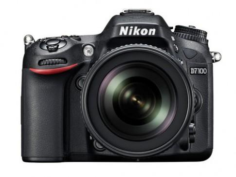Nikon ra mắt D7100 cảm biến bỏ bộ lọc low-pass