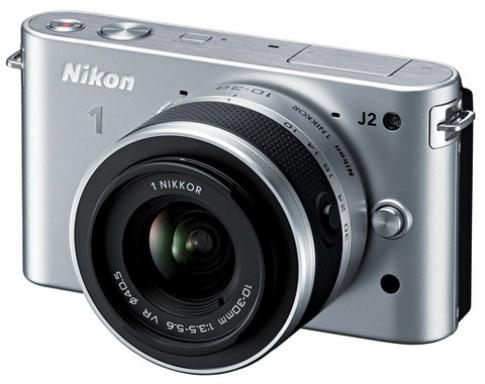 Nikon ra mắt J2, vỏ kim loại, giá rẻ hơn J1