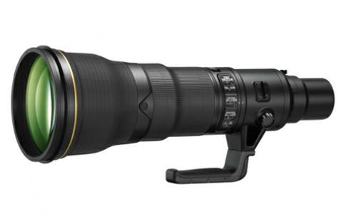 Nikon ra mắt ống fix 800 mm f/5.6