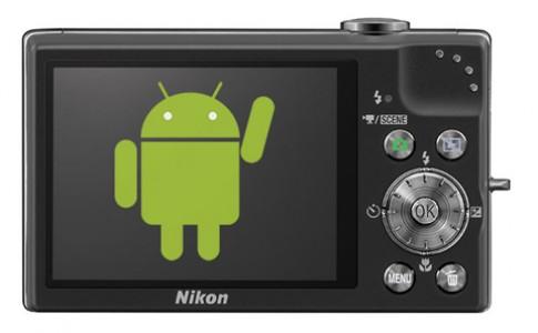 Nikon sắp có máy ảnh chạy Android