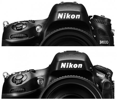 Nikon sửa nhiều lỗi cho D600 và D800