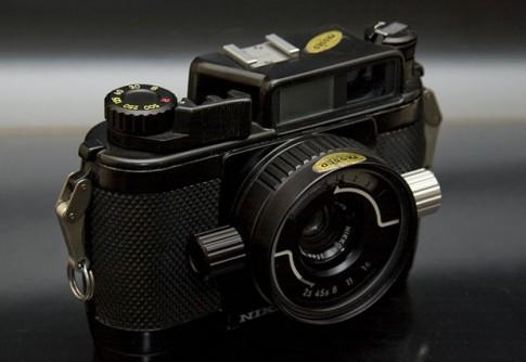 Nikon tái sinh máy ảnh 'thợ lặn'