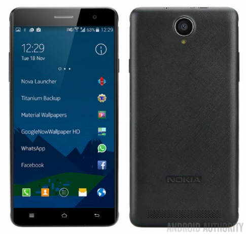 Nokia sắp trở lại với smartphone chạy Android