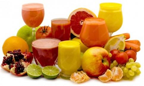 Nước ép trái cây - không phải lúc nào cũng tốt!