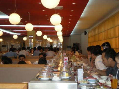 Nước lẩu Hong Kong mới ở nhà hàng Kichi Kichi