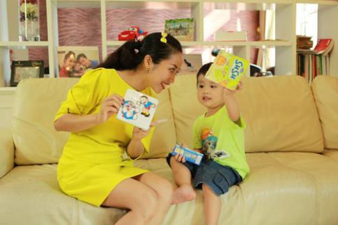 'Ốc' Thanh Vân chia sẻ bí quyết giúp con tăng tính sáng tạo