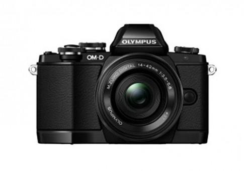 Olympus có thể ra máy ảnh E-M10 hỗ trợ ổn định ảnh 3 trục