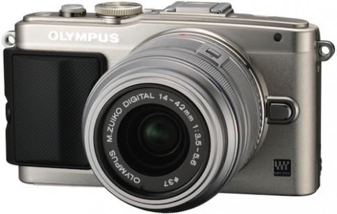 Olympus PEN Lite E-PL6 - bản rút gọn của model PEN E-P5