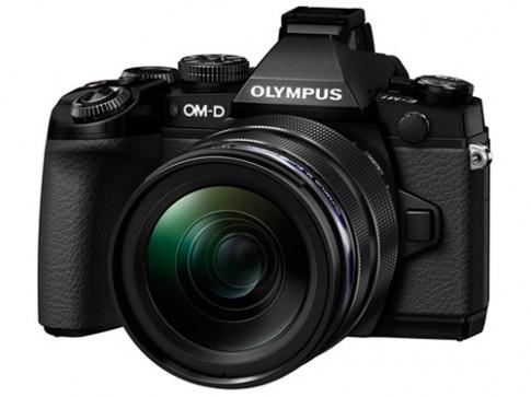 Olympus ra mắt E-M1 chống nước và bụi