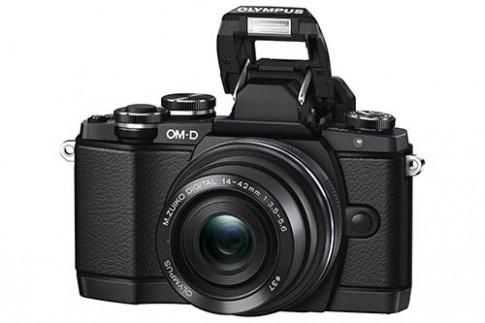 Olympus ra máy ảnh E-M10 kích thước nhỏ nhất dòng OM-D