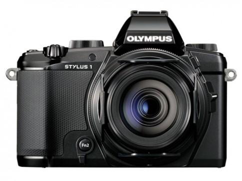 Olympus Stylus 1 - máy compact cao cấp dáng cổ điển