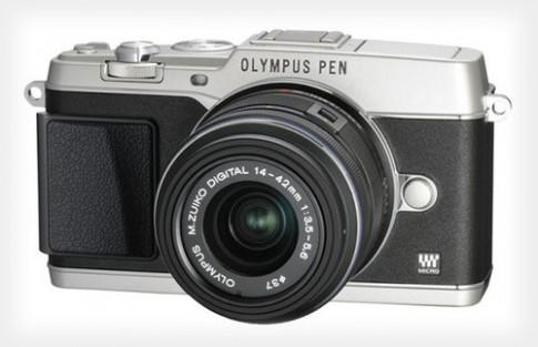 Olympus trình làng máy ảnh mirrorless PEN E-P5