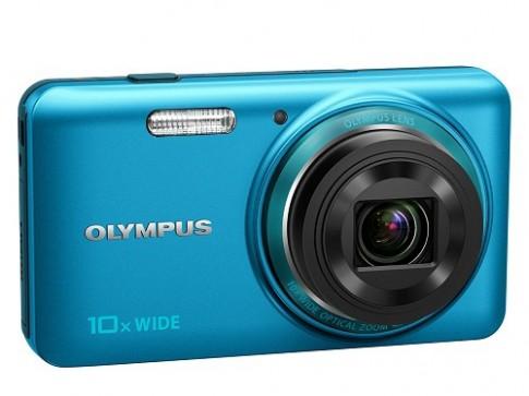Olympus VH-520 - máy ảnh compact siêu zoom 'ruột' DSLR