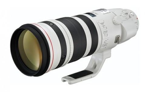 Ống Canon 200-400 mm chưa bán đã dùng tại Olympic