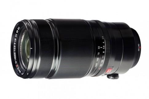 Ống kính 50-140 mm chịu thời tiết khắc nghiệt của Fujifilm