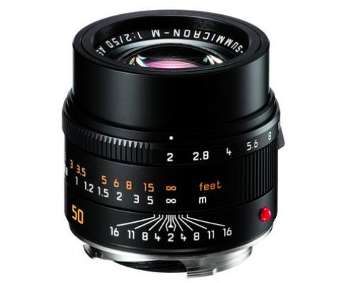 Ống kính 50 mm f/2 của Leica có giá 7.195 USD