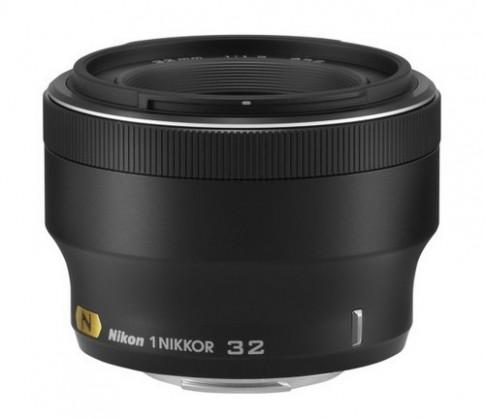 Ống kính chân dung cho dòng máy Nikon 1 chính thức lên kệ vào 13/06