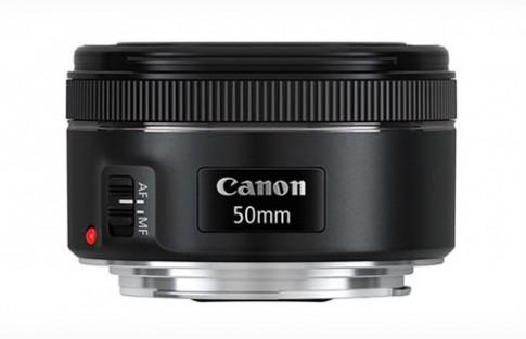 Ống kính huyền thoại Canon 50 mm lộ bản nâng cấp