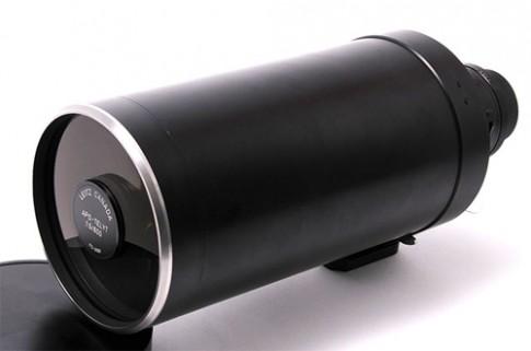 Ống kính máy ảnh giá gần 5 tỷ đồng