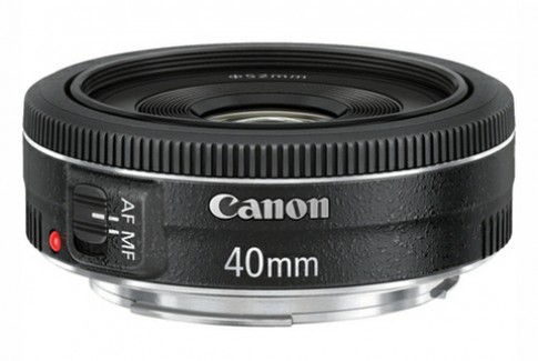 Ống kính siêu mỏng của Canon gây ồn khi quay video