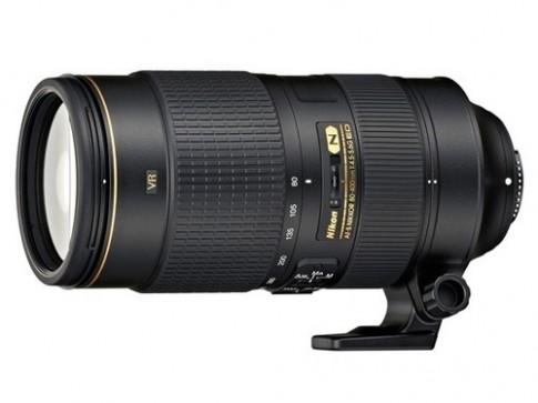Ống kính tele siêu zoom 80-400 mm mới của Nikon