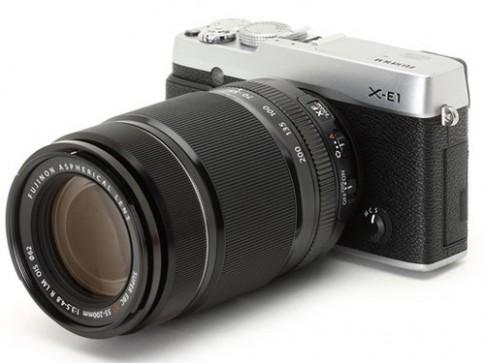 Ống kính tele zoom đầu tiên cho Fujifilm X-Pro1 và X-E1