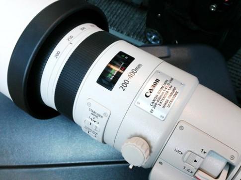 Ống kính tele zoom giá 11.000 USD của Canon sắp bán