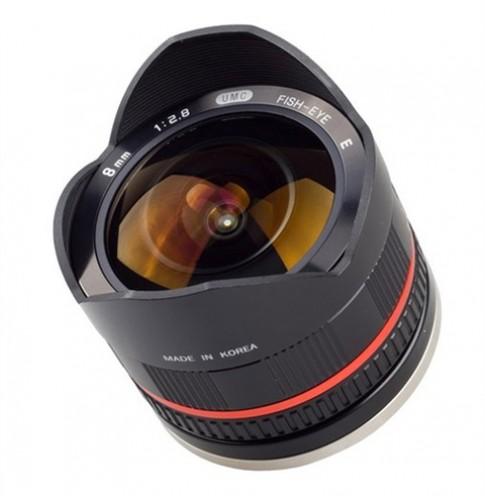 Ống 'mắt cá' cho máy Sony NEX và Samsung NX