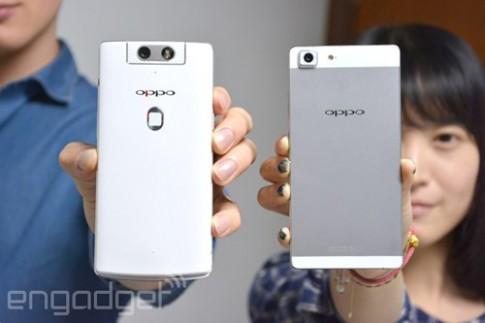 Oppo chính thức trình làng R5, smartphone mỏng nhất thế giới