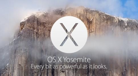OS X 10.10.4 Beta 1 chính thức được phát hành cho lập trình viên và người dùng Public Beta