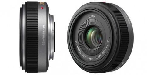 Panasonic có thể ngưng sản xuất LUMIX G 20mm/f1.7 ASPH