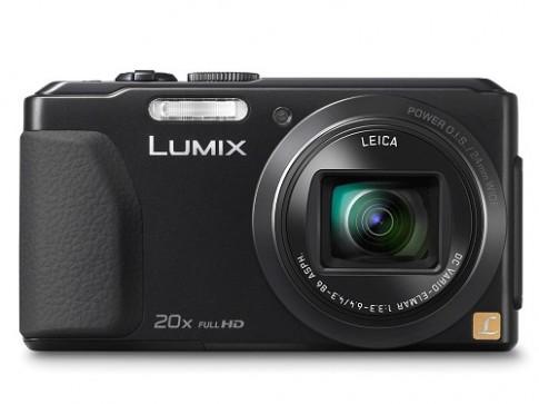 Panasonic ra 10 máy ảnh compact tại CES 2013