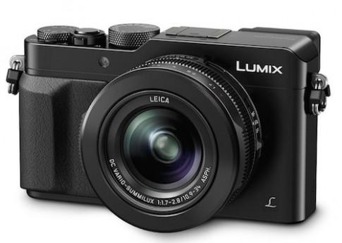 Panasonic ra máy ảnh compact cảm biến 4/3 inch, quay phim 4K